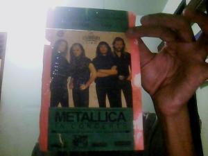 tiket metallica @ jkt 1993 [koleksi pribadi]