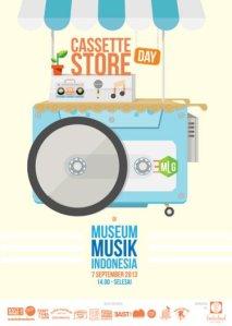 cassette store day di malang