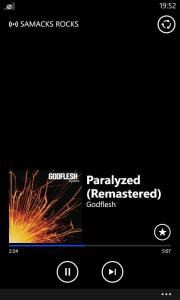 godflesh's paralyzed on my mixes