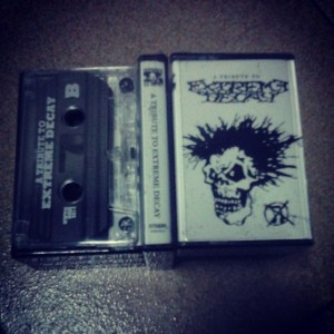 a tribute to extreme decay [compilation tape]