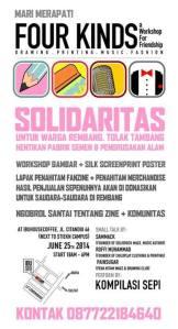 penahitam utk solidaritas warga rembang