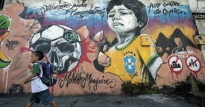 world cup 2014 graffiti [urban times]