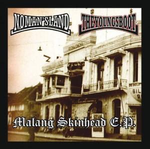 """Malang Skinhead 7"""" EP"""
