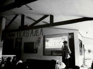 Kelas Jurnalisme & Media Musik - photo by Febbi.
