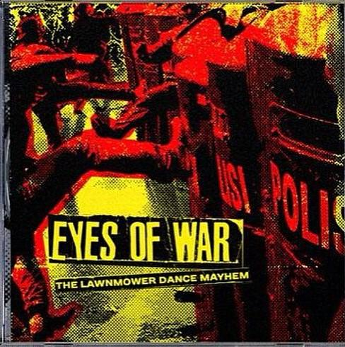 eyes of war - the lawnmower dance mayhem