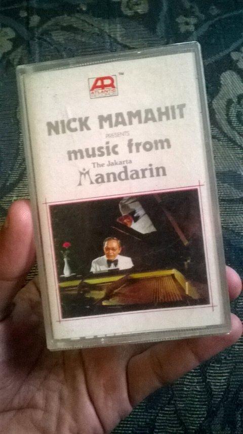 Nick Mamahit - Music From The Jakarta Mandarin