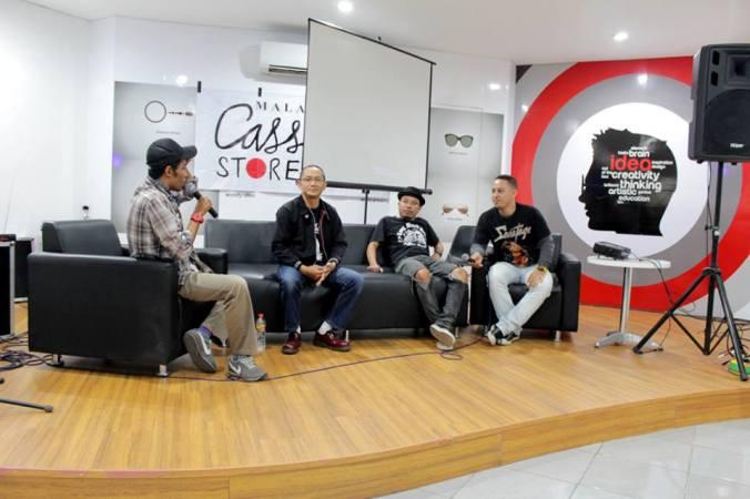 Talkshow CSD 2015 @ MLG Foto Dok. Reka Recs