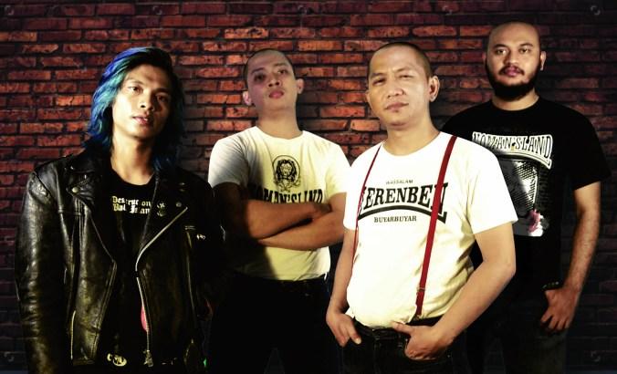NML - Band Photo by Gaharu Jabal